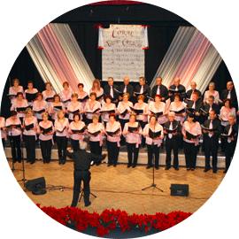Gradas para coro