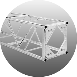 SUPERTRUSS DE 520 X 520 MM