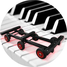 CARROS PARA PIANOS